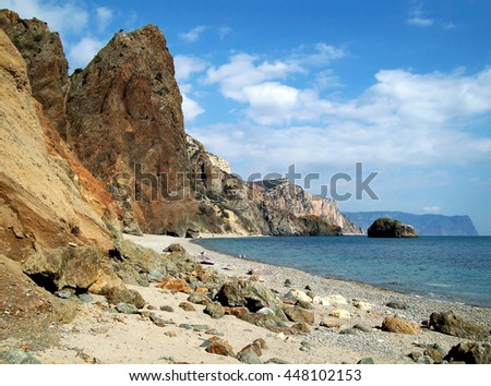 Crimea - stock photo