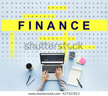 Crossword Puzzle Game Strategy Business Concept - stock photo