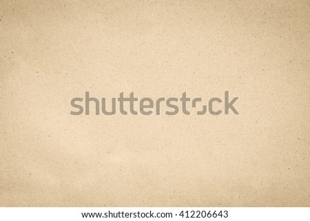 crumpled art plain paper craft texture for backgrounds in vintage color soft cream tone:detail of crease crinkle of paper flat texture.bright tan wallpaper pattern:rugged carton backdrop - stock photo