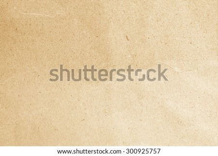 crumpled paper texture for background in yellow sepia light tone:crinkle scruffy soft light pure/clean document blank page backdrop concept:wrinkle/creased of blank space/copy-space surface wallpaper. - stock photo