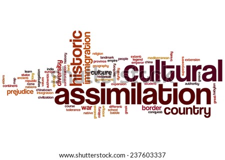 the art of assimilation essay