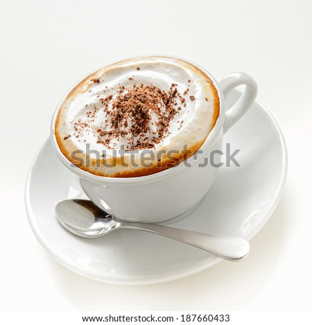 Cappuccino Stock Photos, Images, & Pictures | Shutterstock