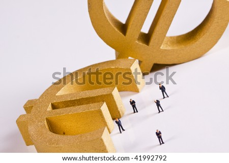 currency - stock photo