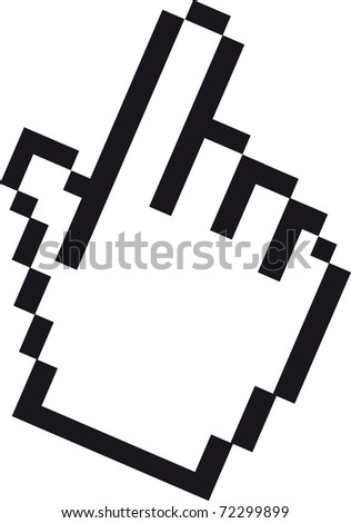 cursor - stock photo