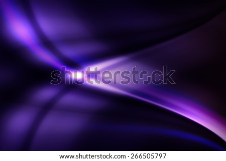 curve line abstract background - stock photo