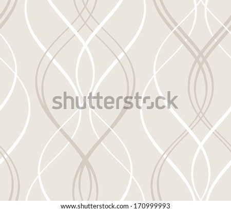 Curved stripes forming a decorative abstract background pattern that will tile seamlessly.   - stock photo
