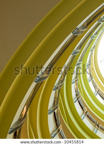 Curves - stock photo