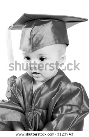 Preschool graduation stock photos, illustrations, and vector art