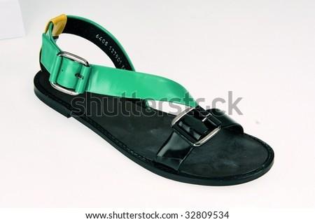 cute shoe - stock photo
