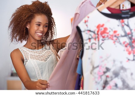 Cutest outfit ever - stock photo