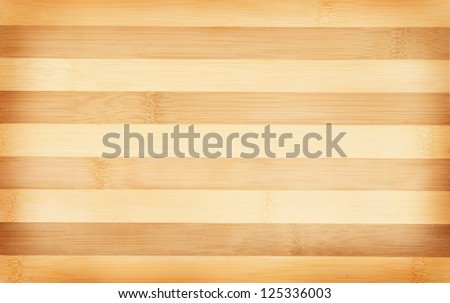 Cutting board close up - stock photo
