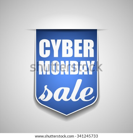 Cyber Monday Sale - stock photo