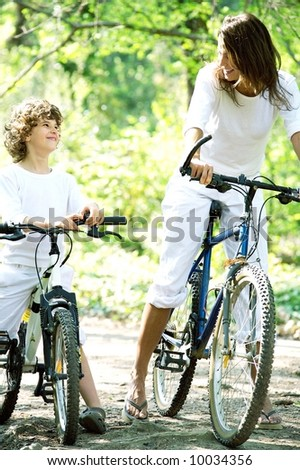 cycle - stock photo