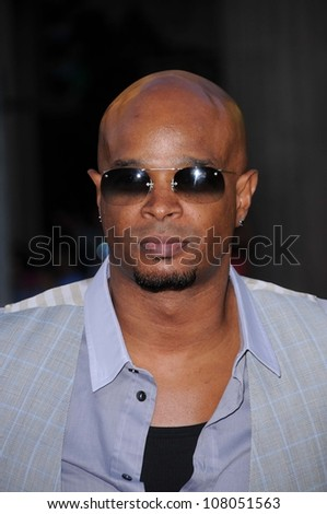 "Damon Wayans  at the World Premiere of ""Hancock"". Grauman's Chinese Theatre, Hollywood, CA. 06-30-08 - stock photo"