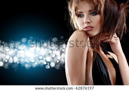 Dance Queen - stock photo