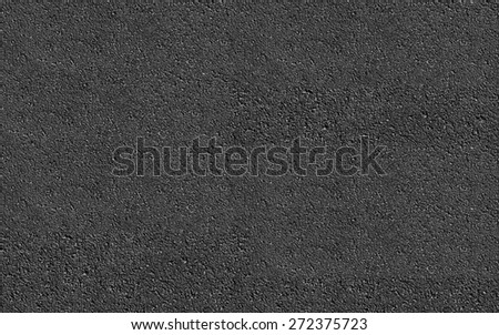 Dark asphalt road texture background - stock photo