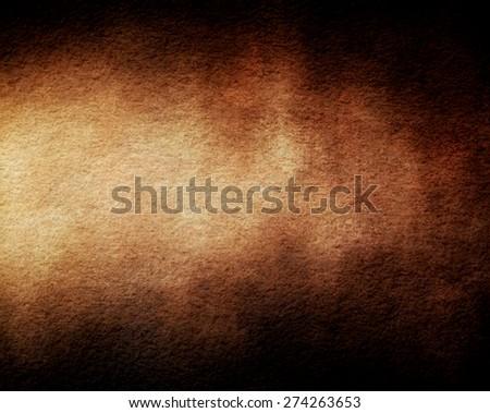 dark brown background wall - stock photo