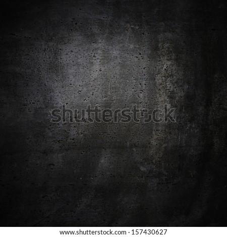 dark concrete background texture. - stock photo