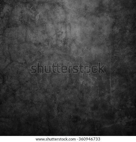 dark concrete wall. decent background texture. - stock photo