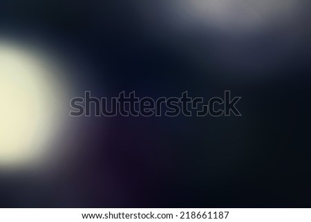 Dark  defocused abstract photo smooth background with blurry golden lights  - stock photo
