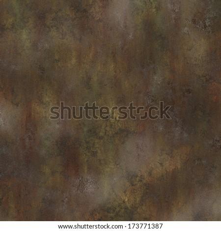 dark metal rust - stock photo