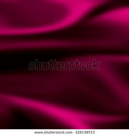 dark pink satin - luxury cloth texture - stock photo