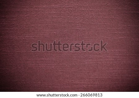 Dark pink Thai silk texture use as background - stock photo