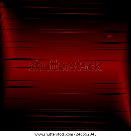 Dark red background with grid strips texture pattern  template - stock photo
