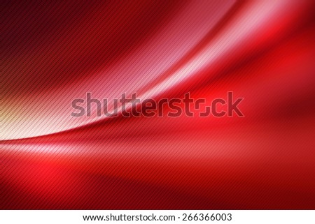 dark red curve with line pattern abstract background - stock photo