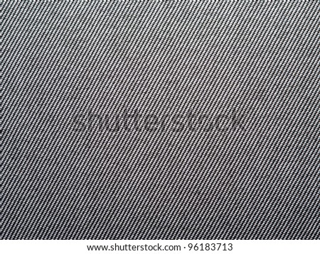 Dark textile pattern texture or background - stock photo