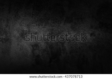 dark wall background - stock photo