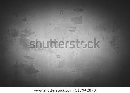 Dark Wall Texture - stock photo