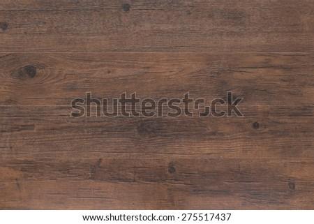 dark wood floor background - stock photo