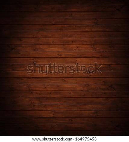dark wooden planks. - stock photo