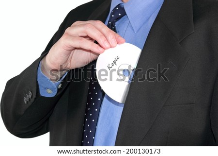 Data Breaches - stock photo