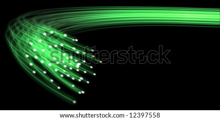 Data Transfer - stock photo