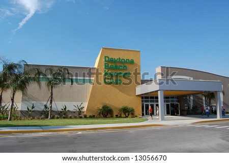 Daytona Beach Kennel Club & Poker Room - stock photo