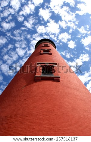 Daytona Lighthouse - stock photo