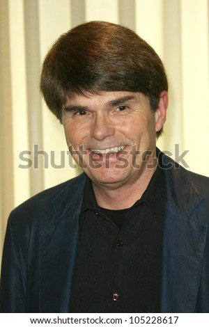 Dean R. Koontz   at the Disney And ABC Television's 'DATG Summer Press Junket'. Riverside Building, Burbank, CA. 05-30-09 - stock photo