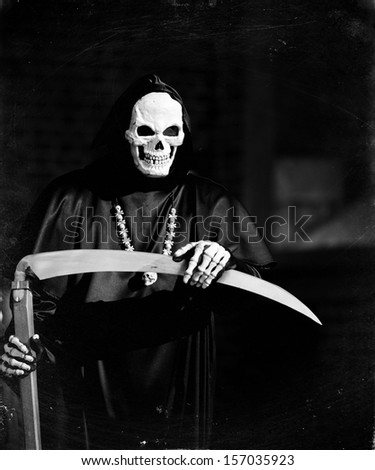 Death - stock photo