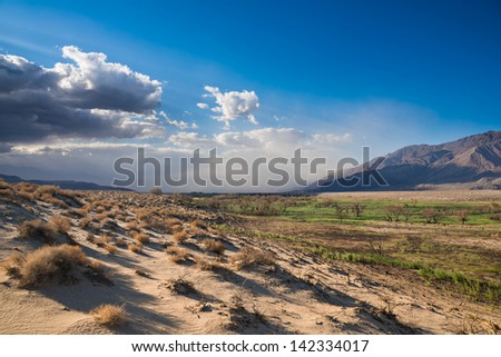 Death Valley, California - stock photo