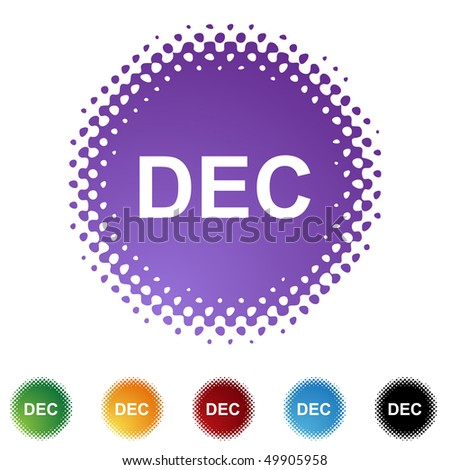 December - stock photo