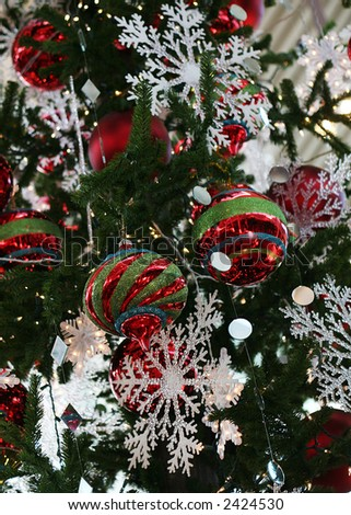 Decorations - stock photo