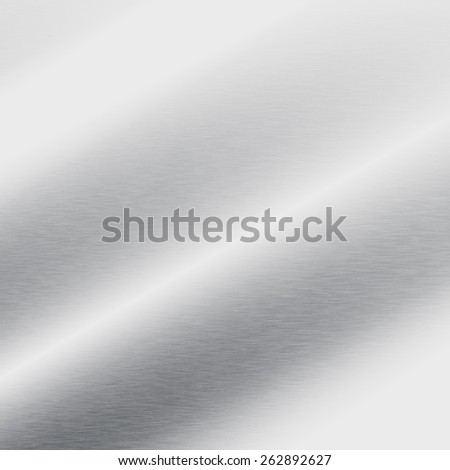 decorative abstract background silver metal texture - stock photo