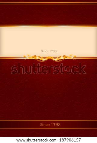 Decorative frame Raster copy. - stock photo