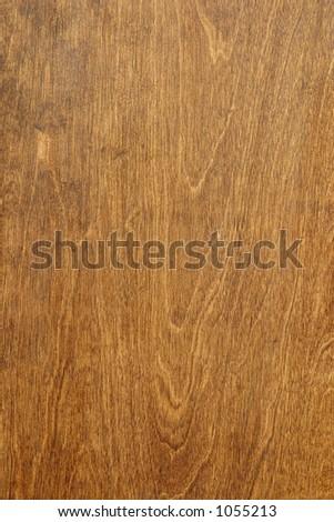 Decorative pine panel--makes a good background - stock photo