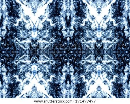 decorative seamless marble texture, design - stock photo