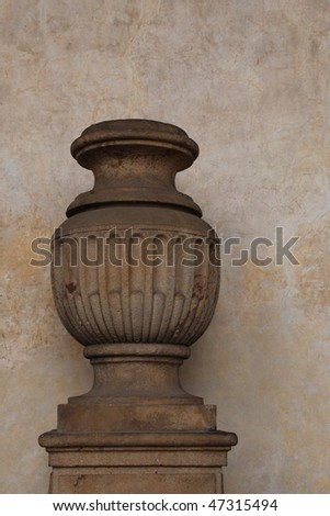 Decorative Vase - stock photo