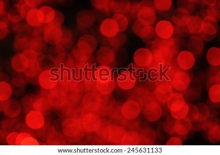 Defocus red background - stock photo
