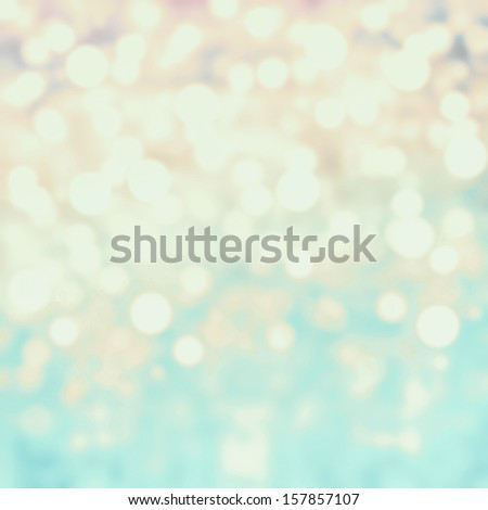 Defocused Bokeh twinkling lights background.  Abstract twinkled  bright golden background   - stock photo